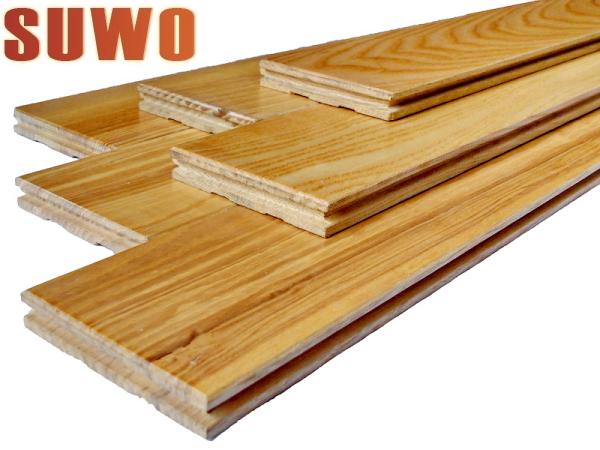 Ván sàn, ván lót sàn gỗ tự nhiên Suwo, sàn gỗ giá rẻ